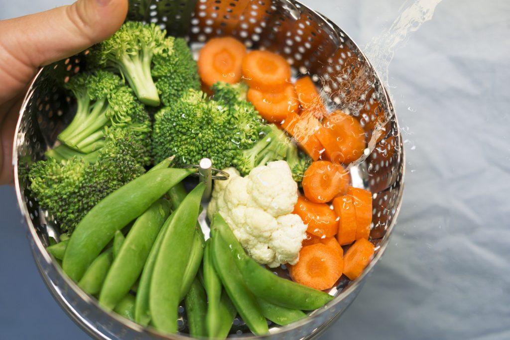 steamed veg image