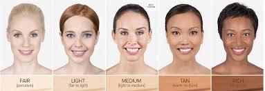 skin tone image