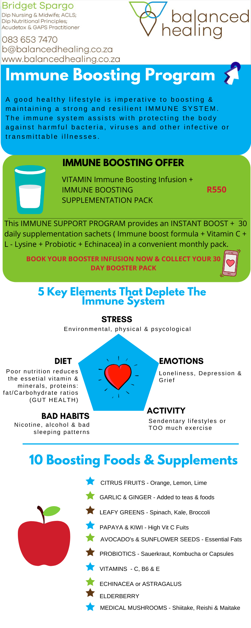 Immune booster image