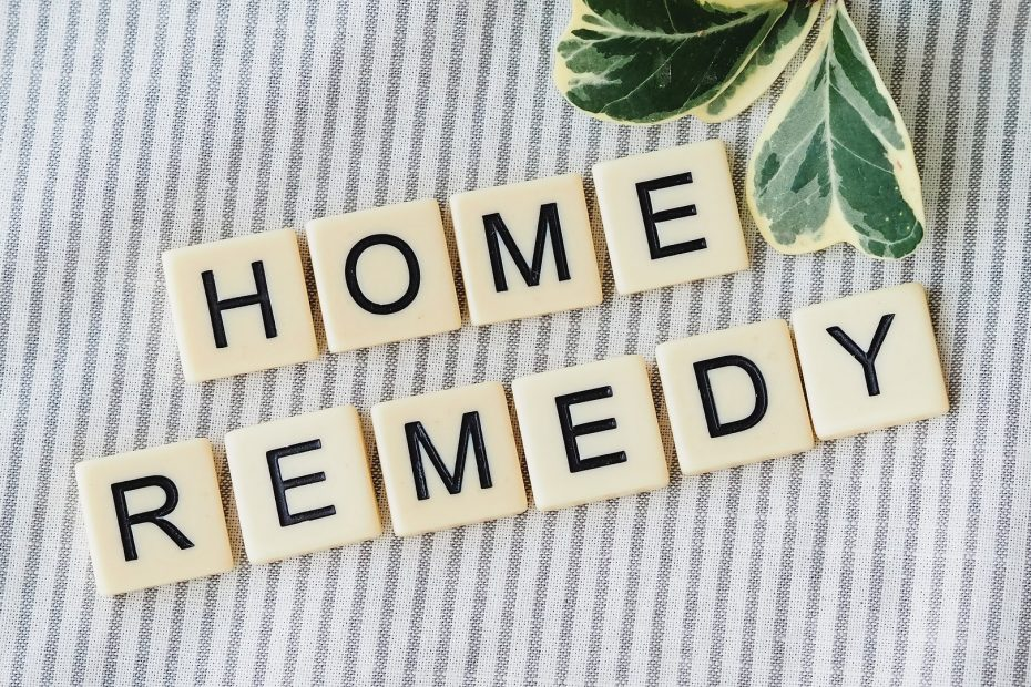 home remedy image