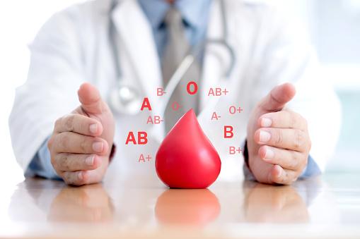 blood types image