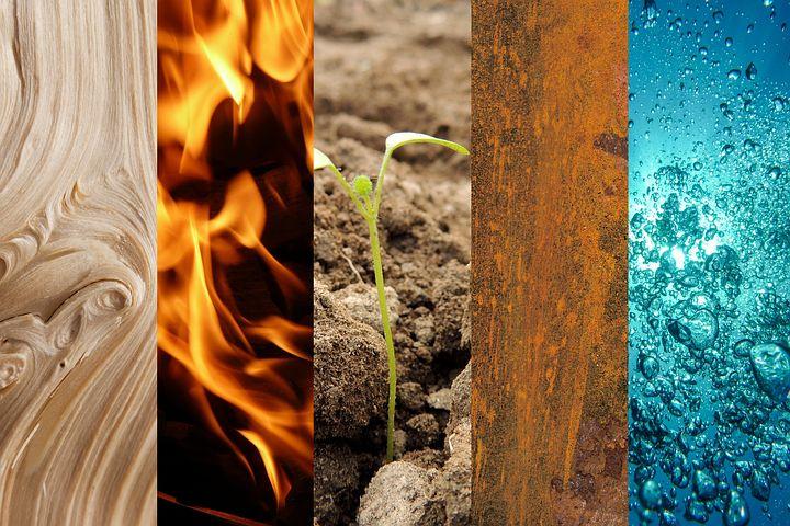 5 elements image