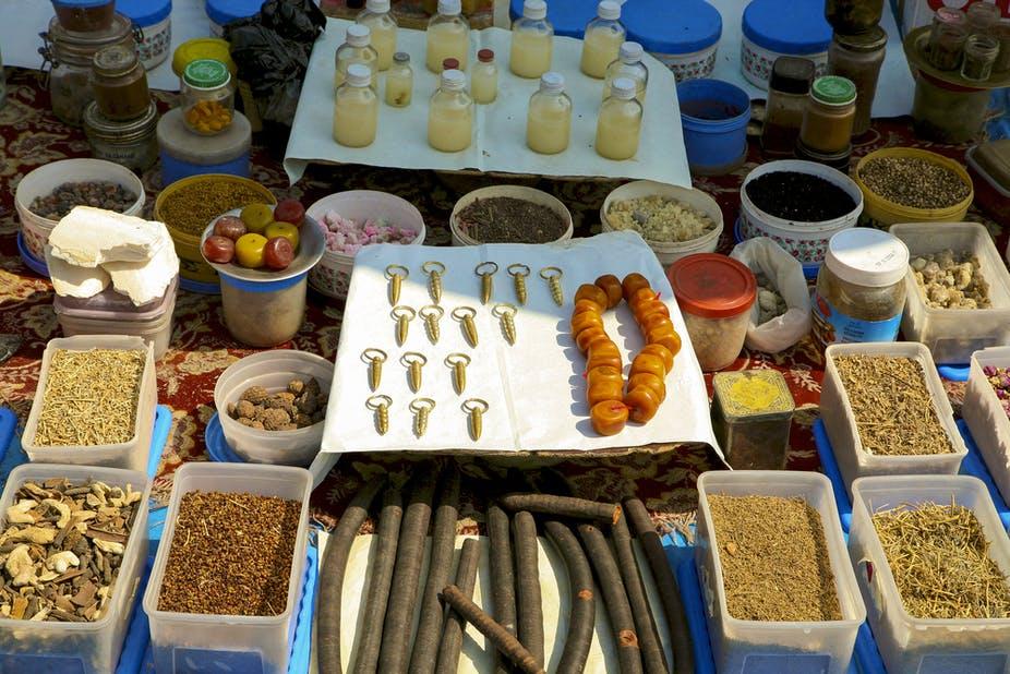traditional medicine image