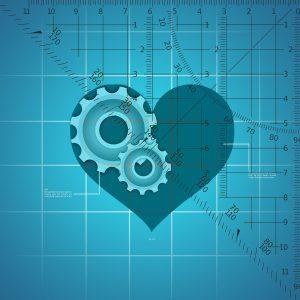 heart machine image