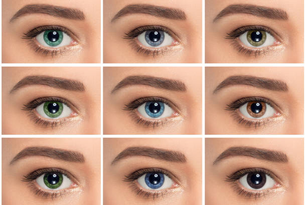eye colours image