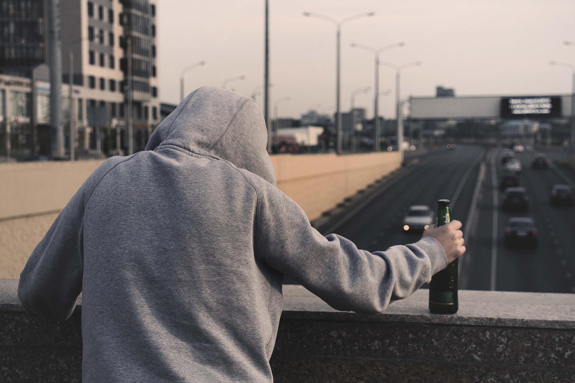 substance abuse image