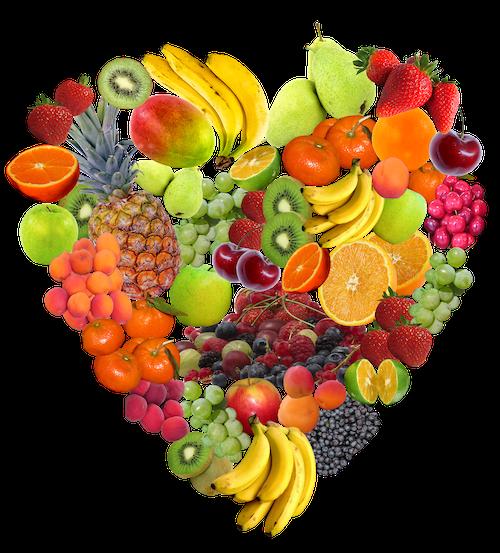 heart vegetables image
